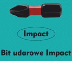 bity udarowe Impact Whirlpower
