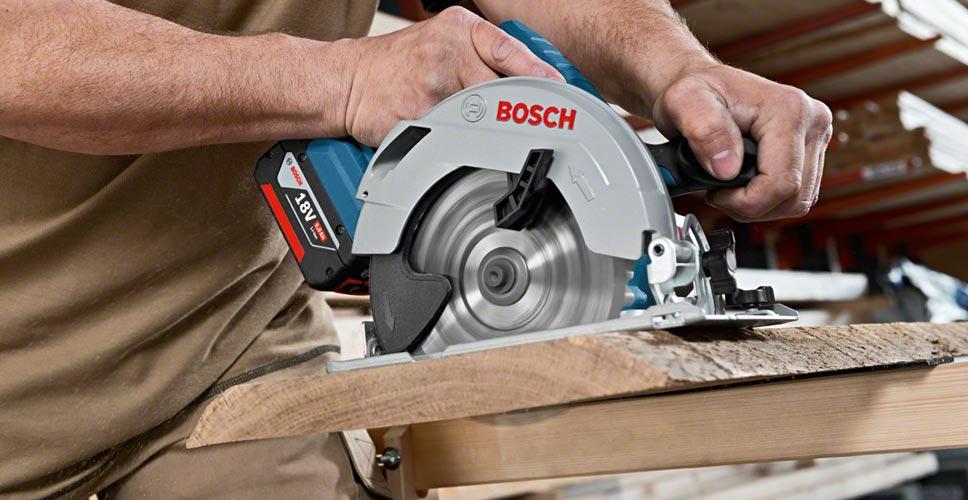 Bosch – Piłowanie