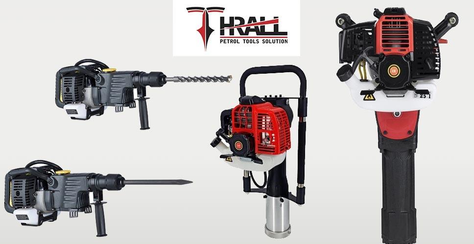 Thrall - maszyny spalinowe