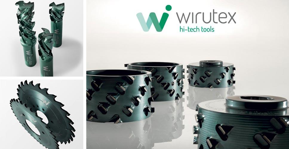 Narzędzia do obróbki drewna WIRUTEX