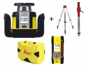 niwelatory cyfrowe laserowe Leica Geosystems